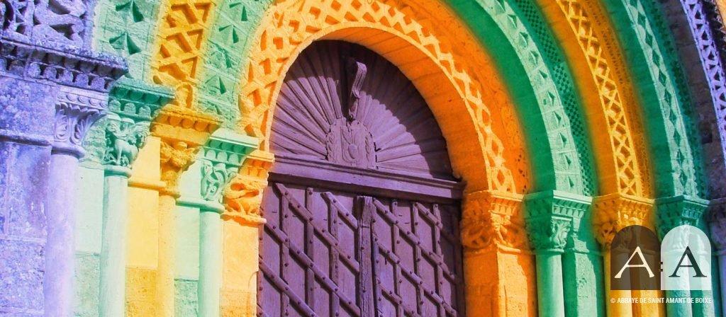 Abbaye Saint Amant de Boixe programme