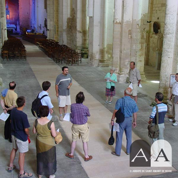 abbaye-saint-amant-de-boixe-visite-guidee