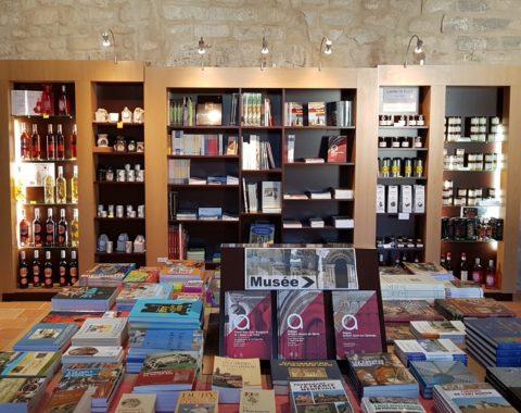 La librairie boutique